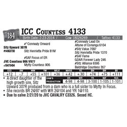 Lot - 184 - ICC Countess 4133