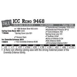 Lot - 186A - ICC Reno 9468