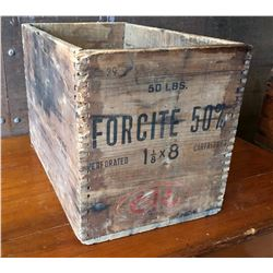 CIL FORCITE AMMO CRATE