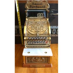 NATIONAL REPRO ANTIQUE CASH REGISTER