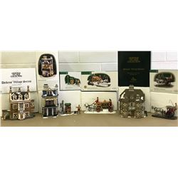 HERITAGE VILLAGE COLLECTION - DICKENS' VILLAGE SERIES
