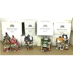 HERITAGE VILLAGE COLLECTION - NORTH POLE SERIES