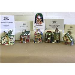 HERITAGE VILLAGE COLLECTION / DEPT 56 - NORTH POLE SERIES