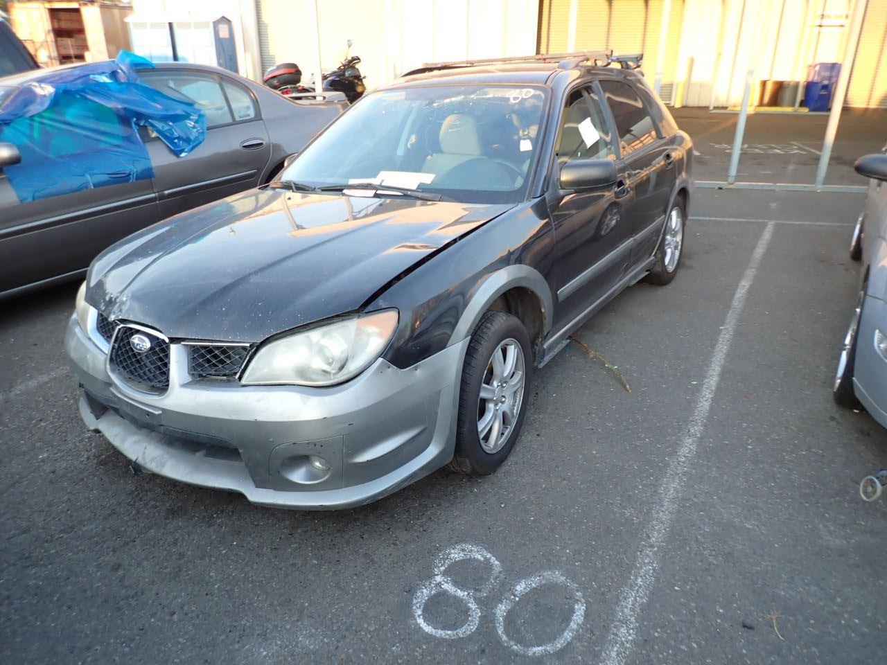 2006 Subaru Impreza Speeds Auto Auctions