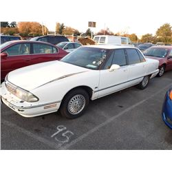 1992 Oldsmobile Ninety-Eight Regency