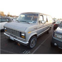 1982 Ford E-150
