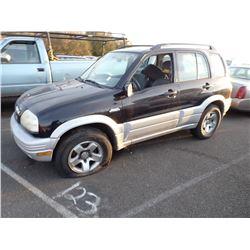 2000 Suzuki Grand Vitara