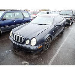 1999 Mercedes-Benz CLK320