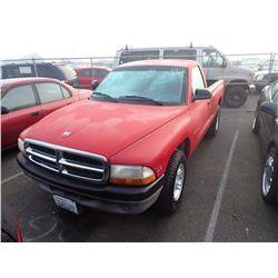 1998 Dodge Dakota