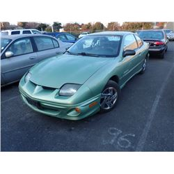 2002 Pontiac Sunfire