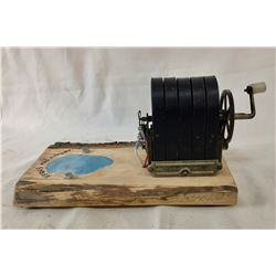 Antique Fish Finder