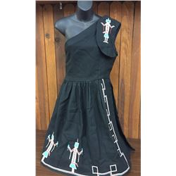 Handmade Navajo Dress by Kay Bennett