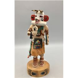 White Bear Hopi Kachina