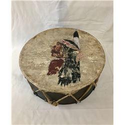 Unique, Antique Drum