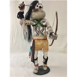 Large Zuni Kachina by Duane Dishta