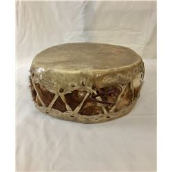 Old, Double-Sided Drum