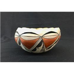 1940s, Old Acoma Pot, Handmade