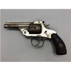 Antique H and R Fourhand Arms .32 Pistol