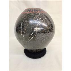 Polychrome Mata Ortiz Pot - Lucero