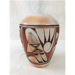 Vintage Hopi Cylinder Pot