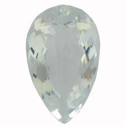 4.68 ctw Pear Aquamarine Parcel