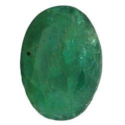 4.05 ctw Oval Emerald Parcel
