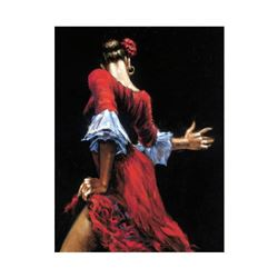 Flamenco Dancer III by Perez, Fabian