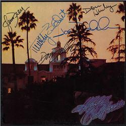 The Eagles Hotel California signed Album