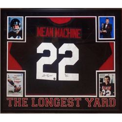 Burt Reynolds Signed Jersey Longest Yard