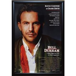 Bull Durham Signed Movie Poster