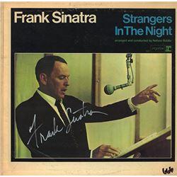 Frank Sinatra Strangers signed Album