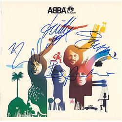 Abba The Album signed Album