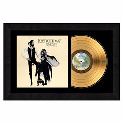 Fleetwood Mac  Limited Edition Gold Record Album