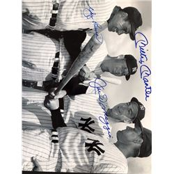 Yankees signed Photo 8x10