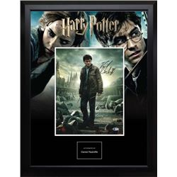 Harry Potter Signed Photo Artist Series BAS