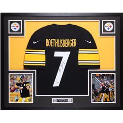 Ben Roethlisberger Steelers signed Jersey
