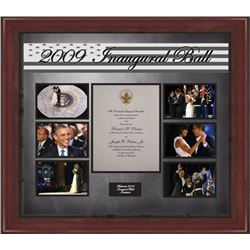 Barak Obama/Joe Biden Inauguration Invitation