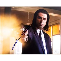 Pulp Fiction signed Photo 11x14