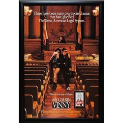 My Cousin Vinny Signed Movie Poster