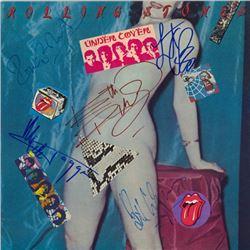The Rolling Stones Undercover signed Album
