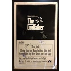 Godfather Signed Movie Poster