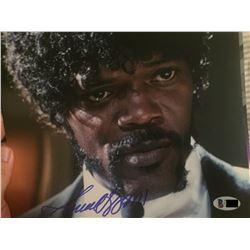 Signed Pulp Fiction Photo BAS