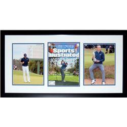 Jordan Spieth signed Sports illustrated