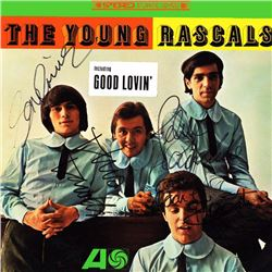The Young Rascals Self Titled Album