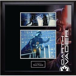 Darth Vader David Prowse signed photo JSA