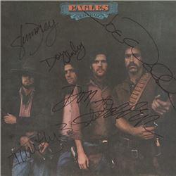 The Eagles Desperado signed Album