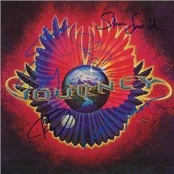 Journey Infinity signed Album