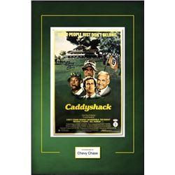Caddyshack signed mini poster