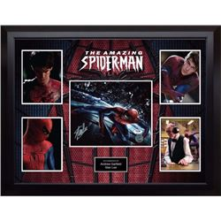 The Amazing Spiderman Signed Photo Collage