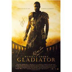 Gladiator -  Signed Movie Poster